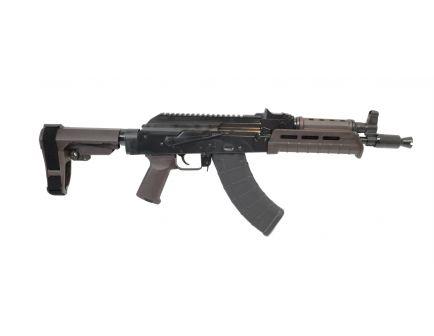 PSA AK-P MOE SBA3 Pistol, Plum