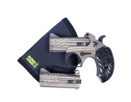 Bond Arms Old Glory Package 1 .45 LC/410 Gauge/.38 Spl/.357 Mag Pistol - PKG1