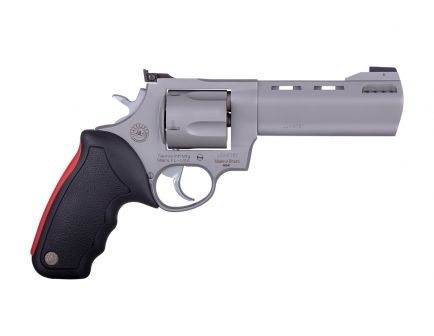Taurus Raging Bull X-Large .454 Casull Revolver, Matte Stainless