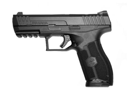 IWI Masada 9mm Striker-Fired Pistol, Black