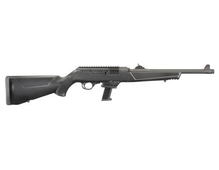 Ruger PC Carbine .40 S&W Rifle, Black - 19109