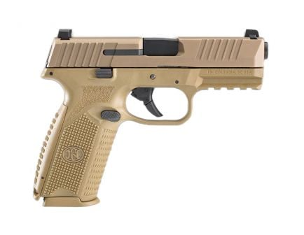 FN 509 9mm Pistol, FDE - 66-100489