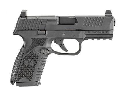 FN 509M MRD Midsize 9mm Pistol, Black - 66-100587