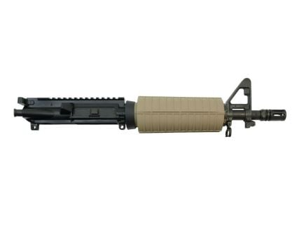 "PSA 10.5"" 5.56 NATO 1/7"" Nitride Upper With BCG & CH, Flat Dark Earth"