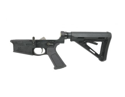 PSA Gen3 PA10 .308 Complete MOE EPT Lower With Over Molded Grip