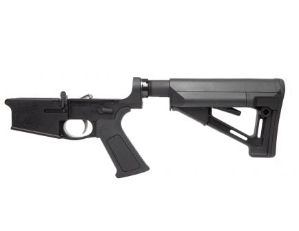 PSA Gen3 PA10 Complete STR 2-Stage .308 Lower With Over Molded Grip