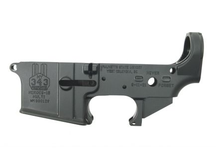 "PSA AR-15 ""HEROES-15"" Stripped Lower Receiver"