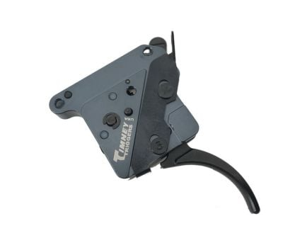 Timney Triggers HIT Right Hand Curved Trigger for Remington 700 Rifle, Standard Black - THE-HIT