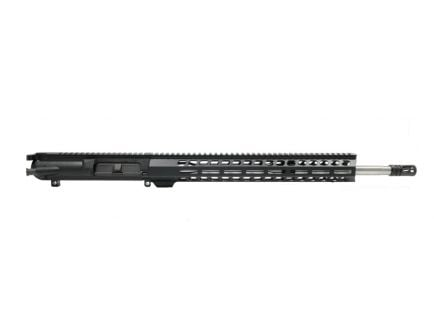 "PSA Gen3 PA10 18"" Mid-Length .308 WIN 1:10 Stainless Steel 15"" Lightweight M-lok Upper - With BCG & CH"