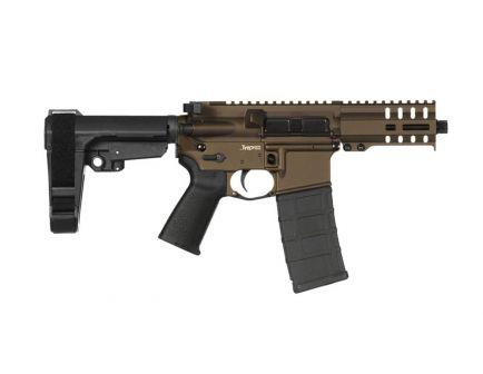 CMMG Banshee 300 Mk4 9mm Pistol, Midnight Bronze - 94A179C-MB