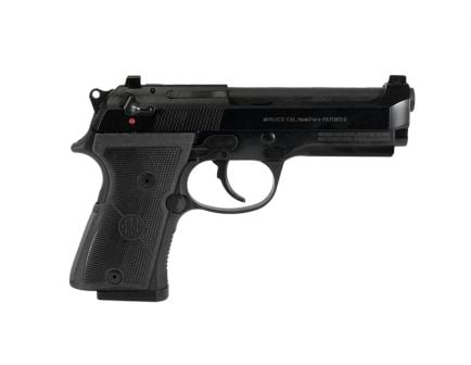 "Beretta 92X Compact 4.25"" 9mm Pistol w/ Decocking Safety, 13rd - J92CR921G"
