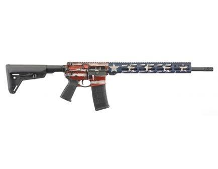 Ruger AR-556 MPR Flag Series 5.56 NATO Rifle - 8538