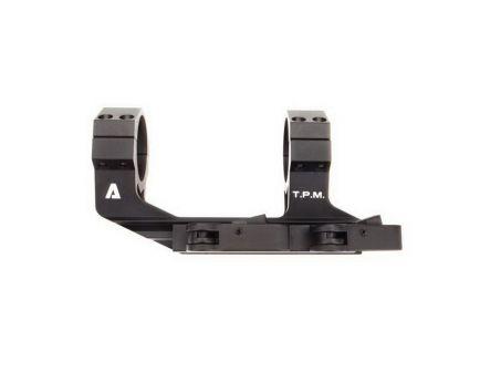 ATIBAL 30mm 6061 T6 Aluminum Quick Detach Tactical Precision Mount, Hardcoat Anodized - AT-TPMQD-LT-30m