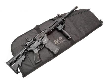 Smith & Wesson M&P 15 Sport II 5.56 NATO Rifle w/ Gun Case and Vertical Grip/Light - 13060