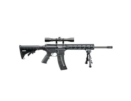 Smith & Wesson M&P 15-22 SPORT .22lr Semi-Automatic AR-15 Rifle w/ 4x32mm Scope - 13065