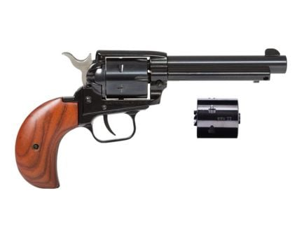 "Heritage Rough Rider .22 LR/.22 Magnum 4.75"" Revolver, Birds Head Grip - RR22MB4BH"
