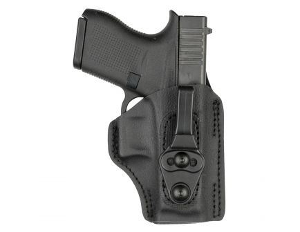 Safariland 17T Right Hand Sig Sauer P365 IWB Open-Top Concealment Tuckable Holster, Plain Black - 17T-365-131