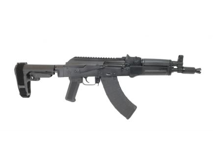 Lead Star LSA-7 Grunt Classic SBA3 Pistol, Black
