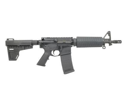 "PSA PA-15 10.5"" Nitride Carbine 5.56 NATO Shockwave Classic AR-15 Pistol, Black"