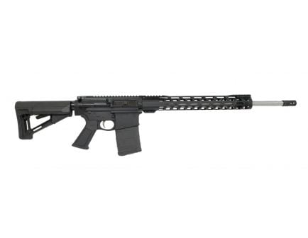 "PSA Gen3 PA65 20"" Rifle-Length 6.5 Creedmoor Stainless Steel Lightweight M-Lok STR 2-Stage Rifle"
