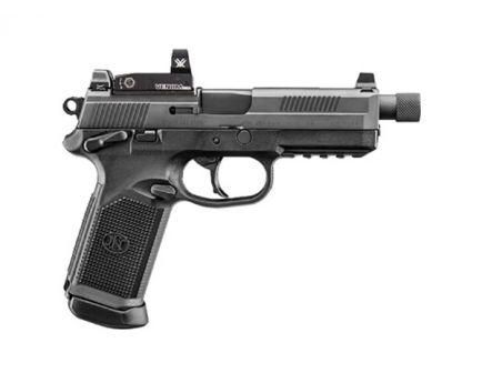 FN FNX-45 Tactical Pistol w/ Vortex Venom Optic, Black - 66-100657