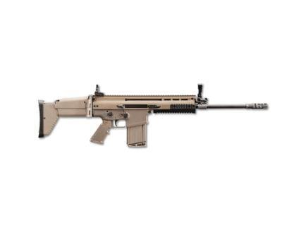 FNH FN SCAR 17S 7.62 Semi-Automatic Rifle, Flat Dark Earth - 98541-1