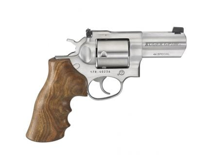 Ruger GP100 .44 Special Revolver, Satin Stainless - 1767