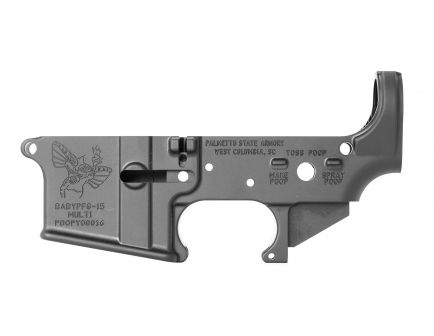 "PSA AR-15 ""BABYPFG-15"" Stripped Lower Receiver"