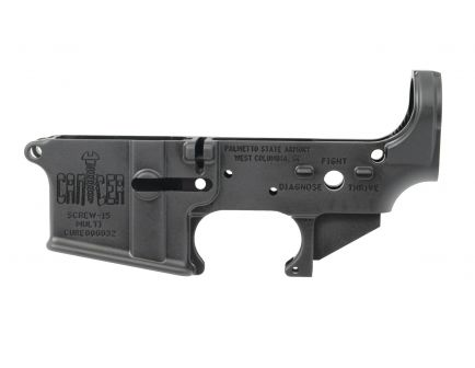 "PSA AR-15 ""SCREW-15"" Stripped Lower Receiver"