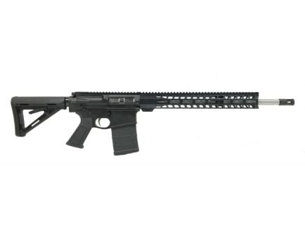 "PSA Gen3 PA10 18"" Mid-Length .308 WIN 1/10 Stainless Steel 15"" Lightweight M-Lok MOE EPT Rifle"