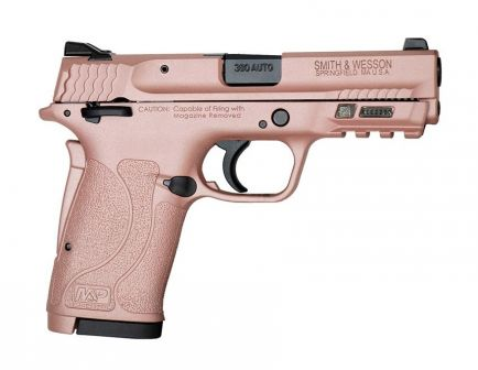 S&W M&P Shield EZ .380 ACP Pistol, Rose Gold - 11663RG