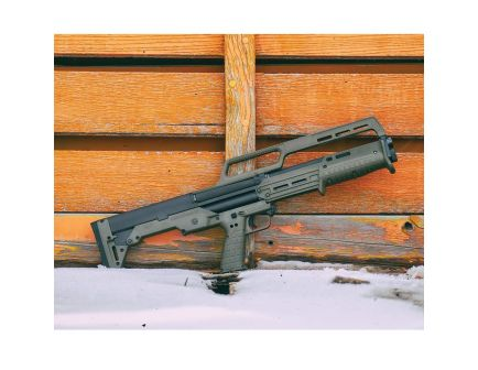"Kel-tec KS7 16"" to 18.99"" 12 Gauge Shotgun 3"" Pump Action, Green - KSG7GRN"
