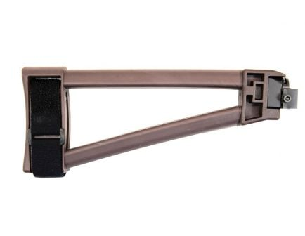 PSA AK-P / AK-V Triangle Side Folding Brace, Plum