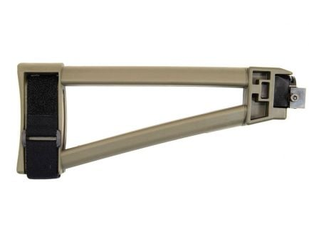 PSA AK-P / AK-V Triangle Side Folding Brace, OD Green