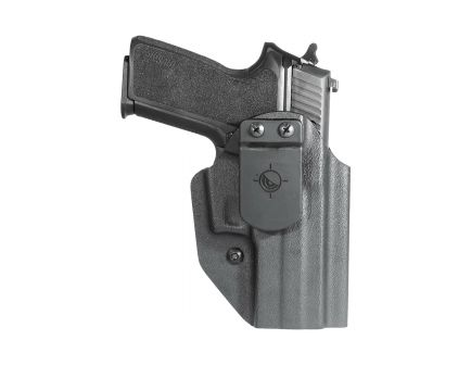 Sig Sauer Ambidextrous SIG SAUER P226 9mm Appendix IWB/OWB Holster, Black - HSIGP229RLAIWBA-BL