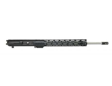 "PSA Gen3 PA65 20"" Rifle-Length 6.5 Creedmoor 1/8 Stainless Steel 15"" Lightweight M-lok Upper - With BCG & CH"