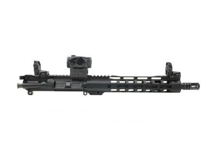 "PSA 11.5"" 5.56 NATO 1/7 Nitride 10.5"" Lightweight M-Lok Upper w/Romeo 5 & MBUS Sight Set - No BCG or CH"