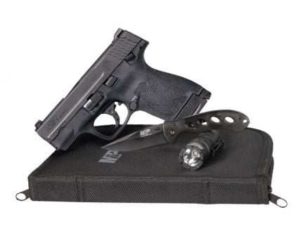 S&W M&P9 Shield M2.0 EDC 9mm Pistol w/ EDC Kit - 12549