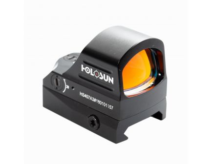 Holosun 3MOA Shake Awake Red Dot Pistol Sight
