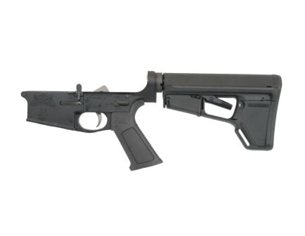 PSA Gen3 PA10 Forged Complete MOE ACS-L EPT .308 Lower With Over Molded Grip