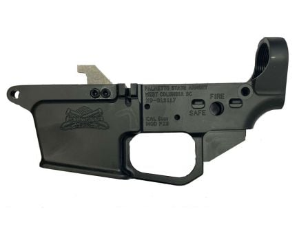 PSA PX-9 Forged Stripped Lower with Mag Catch Assembly & Ejector