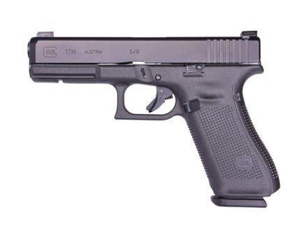 Glock G17M 9mm Pistol w/ Ameriglo Agent Night Sights - PM1750333