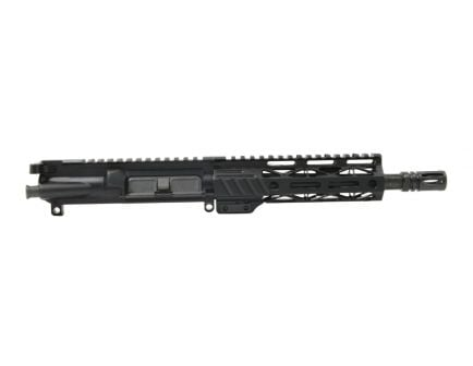"PSA 8.5"" Pistol-length 300AAC 1/7 Nitride  7"" Lightweight M-Lok Upper with BCG & CH"