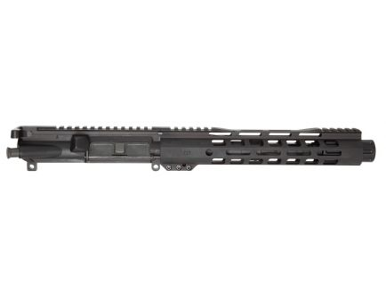 "PSA 8.5"" Pistol-Length 300AAC 1/7 Nitride 10.5"" Lightweight M-Lok Upper - With BCG & CH"