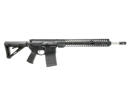 "PSA PX-10 18"" Mid-Length .308 WIN Stainless Steel 15"" M-Lok Lightweight MOE EPT Rifle"