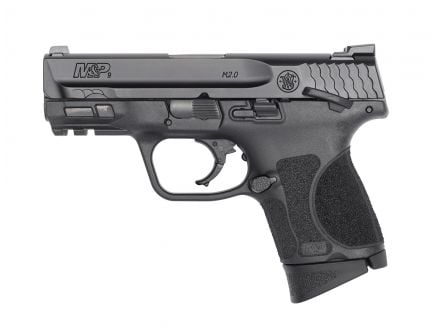 S&W M&P M2.0 Subcompact 9mm Pistol with Thumb Safety - 12482