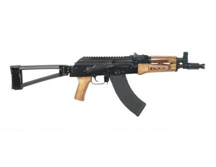 PSA AK-P Nutmeg Wood Triangle Side Folding Pistol