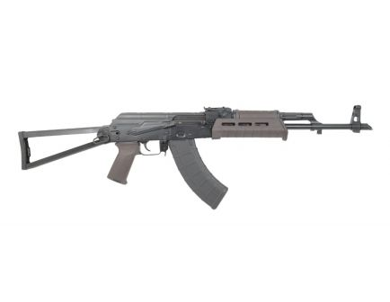 PSA AK47 GF3 Forged MOE Triangle Side Folding Rifle, Plum