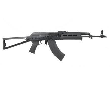 PSA AK47 GF3 Forged MOE Triangle Side Folding Rifle, Black