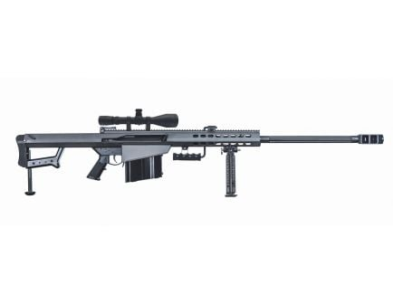 "Barrett Model 82A1 50BMG 29"" Rifle w/ Leupold MK4 4.5-14x50 Scope - 18786"